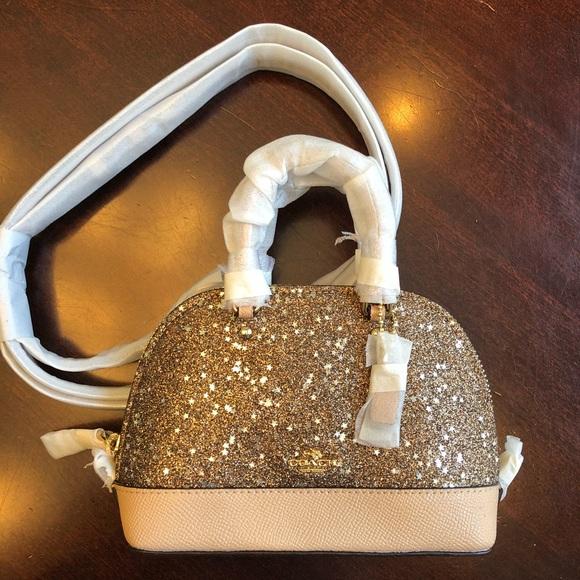 Coach Handbags - Coach micro mini Sierra
